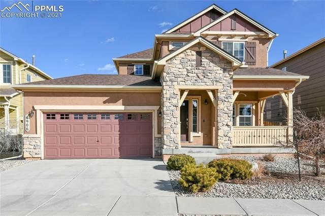 6906 Silverwind Circle, Colorado Springs, CO 80923 (#6349630) :: The Dixon Group