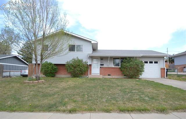 1211 Royale Drive, Colorado Springs, CO 80910 (#6351397) :: The Kibler Group