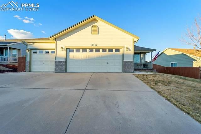 8354 Freestar Way, Colorado Springs, CO 80925 (#6351440) :: Venterra Real Estate LLC