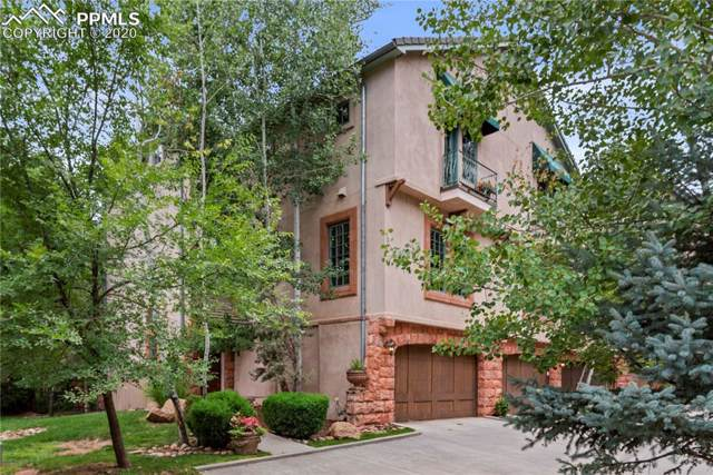 346 Manitou Avenue, Manitou Springs, CO 80829 (#6352672) :: The Kibler Group
