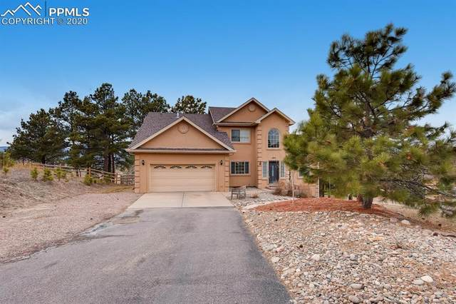 490 Lone Horn Point, Monument, CO 80132 (#6356651) :: The Daniels Team