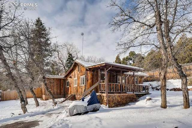 200 Crystal Park Road, Manitou Springs, CO 80829 (#6358386) :: Jason Daniels & Associates at RE/MAX Millennium