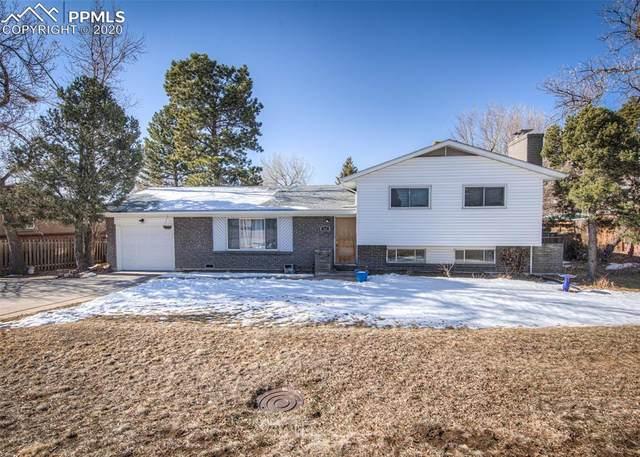 512 Crestridge Avenue, Colorado Springs, CO 80906 (#6359462) :: The Daniels Team