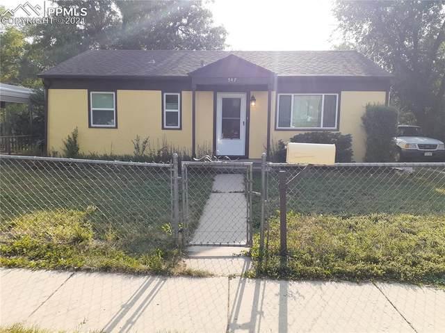 547 Warren Avenue, Colorado Springs, CO 80905 (#6361607) :: 8z Real Estate