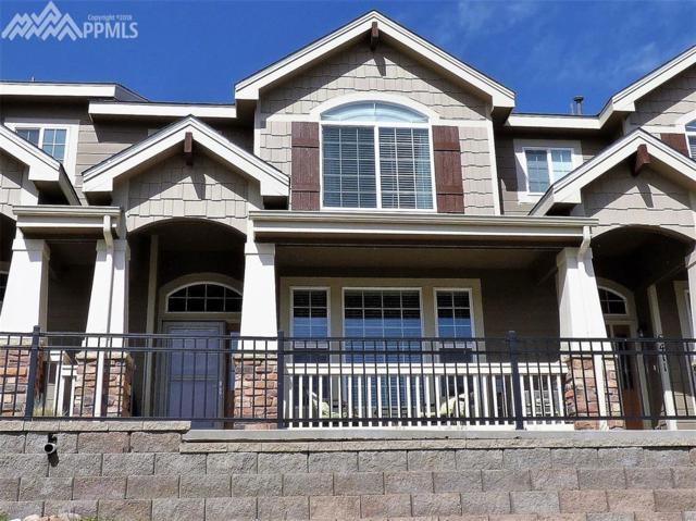 6407 Bluffmont Point, Colorado Springs, CO 80923 (#6361628) :: The Treasure Davis Team
