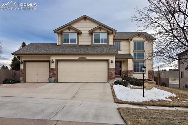 9632 Stoneglen Drive, Colorado Springs, CO 80920 (#6362443) :: Jason Daniels & Associates at RE/MAX Millennium