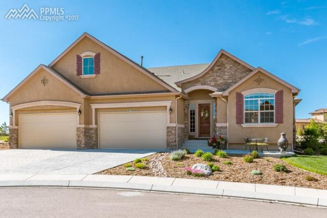 2140 Bent Creek Drive, Colorado Springs, CO 80921 (#6364369) :: Jason Daniels & Associates at RE/MAX Millennium