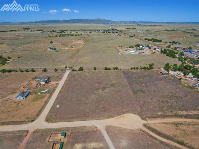 320 Longhorn Cattle Drive, Ellicott, CO 80808 (#6365196) :: The Hunstiger Team