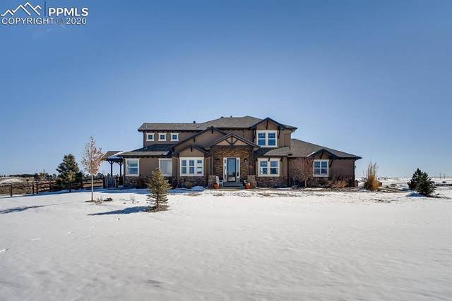 11065 Cave Spring Road, Franktown, CO 80016 (#6365524) :: CC Signature Group
