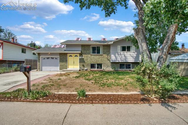 732 Cardinal Street, Colorado Springs, CO 80911 (#6367451) :: The Hunstiger Team
