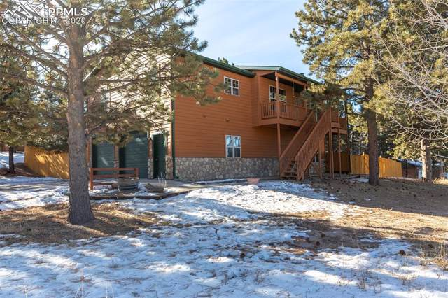 21 Shadowood Place, Woodland Park, CO 80863 (#6367839) :: The Daniels Team
