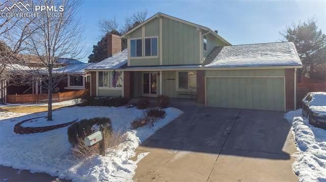 3185 E Westcliff Drive, Colorado Springs, CO 80906 (#6369598) :: CC Signature Group