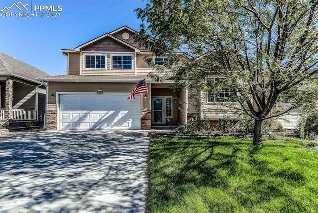 6245 Hungry Horse Lane, Colorado Springs, CO 80925 (#6370898) :: The Kibler Group