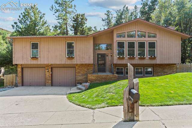 1515 Mount Woodmen Court, Colorado Springs, CO 80919 (#6371209) :: Tommy Daly Home Team