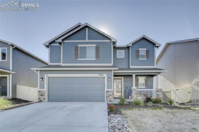7668 Benecia Drive, Fountain, CO 80817 (#6371946) :: Tommy Daly Home Team