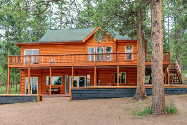1086 County 112 Road, Florissant, CO 80816 (#6373161) :: Jason Daniels & Associates at RE/MAX Millennium