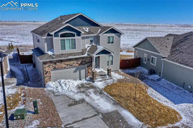 10371 Evening Vista Drive, Peyton, CO 80831 (#6373837) :: The Kibler Group