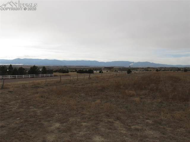 TBD19 Tumbleweed Trail, Penrose, CO 81240 (#6374227) :: Finch & Gable Real Estate Co.