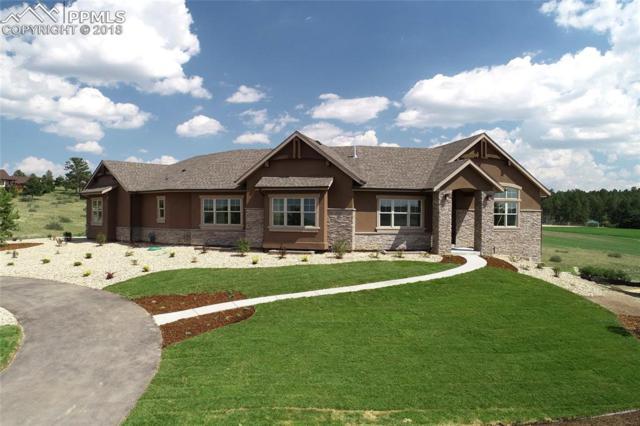 7484 Lost Lake Drive, Franktown, CO 80116 (#6374389) :: Jason Daniels & Associates at RE/MAX Millennium