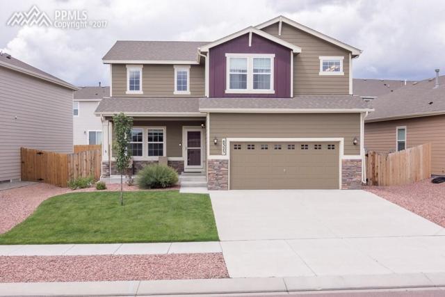 8325 Hardwood Circle, Colorado Springs, CO 80908 (#6375480) :: The Hunstiger Team
