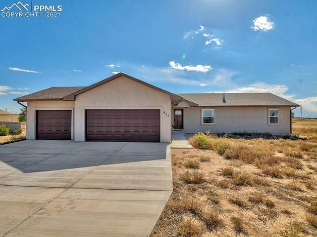 924 E Sandusky Drive, Pueblo West, CO 81007 (#6378020) :: The Treasure Davis Team | eXp Realty