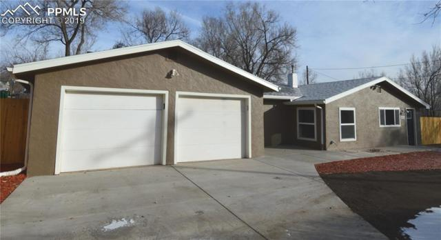 820 W Van Buren Street, Colorado Springs, CO 80907 (#6378575) :: The Peak Properties Group