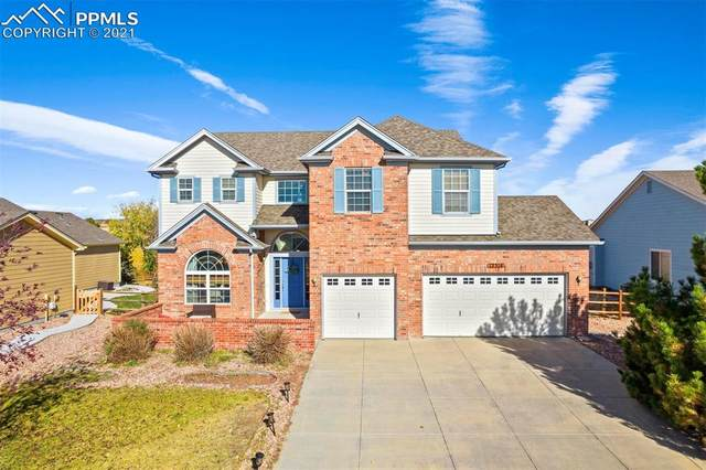 12314 Pine Valley Circle, Peyton, CO 80831 (#6379879) :: Tommy Daly Home Team