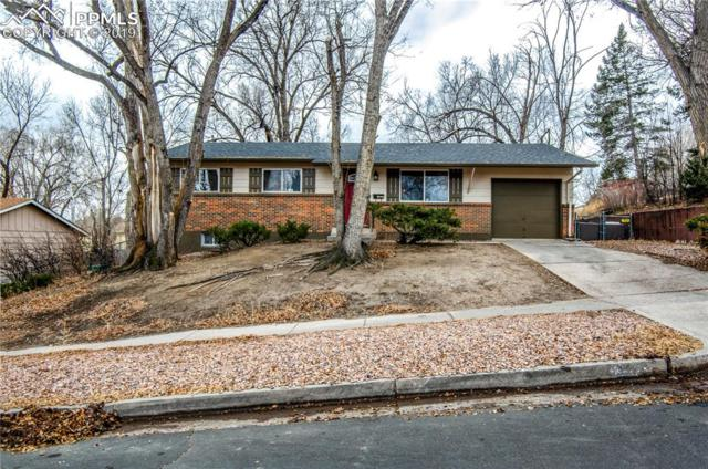 1319 Rainier Drive, Colorado Springs, CO 80910 (#6382733) :: The Kibler Group