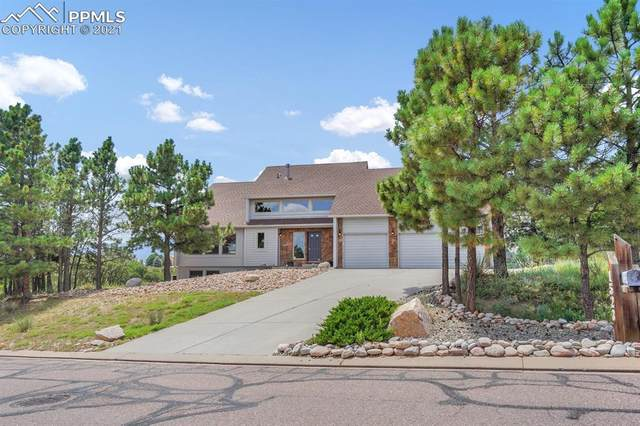 1523 Oak Hills Drive, Colorado Springs, CO 80919 (#6389890) :: Finch & Gable Real Estate Co.