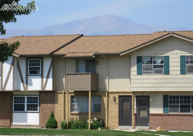 1219 Willow Bend Circle E4, Colorado Springs, CO 80918 (#6391810) :: Colorado Home Finder Realty