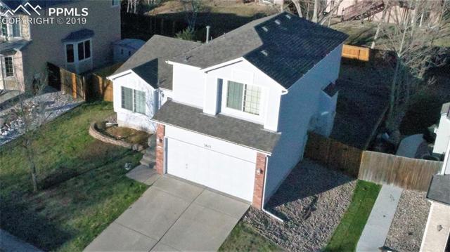 3615 Bareback Drive, Colorado Springs, CO 80922 (#6393578) :: Jason Daniels & Associates at RE/MAX Millennium