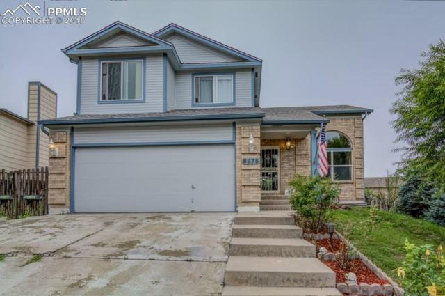 6575 Bismark Road, Colorado Springs, CO 80922 (#6394634) :: The Hunstiger Team
