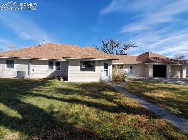 403 Depee Street, Kit Carson, CO 80825 (#6394881) :: Finch & Gable Real Estate Co.