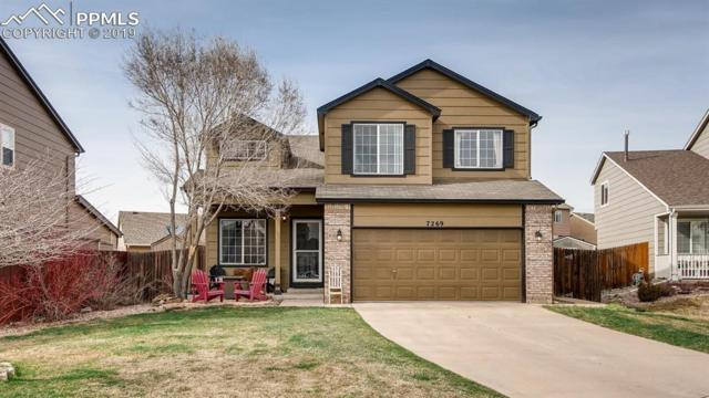 7269 Mineral Wells Drive, Colorado Springs, CO 80923 (#6396677) :: The Kibler Group
