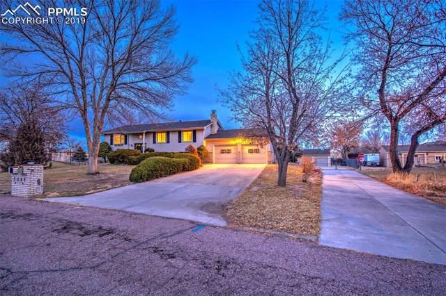 3555 Via Tierra Drive, Colorado Springs, CO 80911 (#6399498) :: The Daniels Team