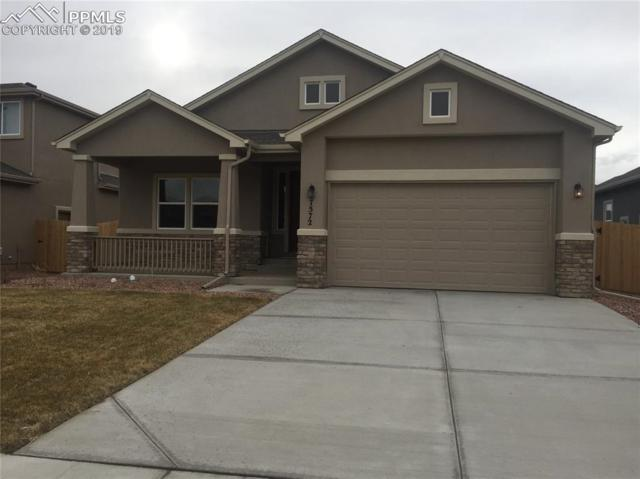 7572 S Peachleaf Drive, Colorado Springs, CO 80925 (#6402267) :: The Hunstiger Team