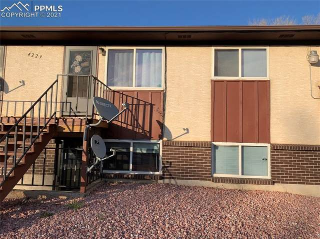 4223 Forrest Hill Road #2, Colorado Springs, CO 80907 (#6402909) :: The Kibler Group