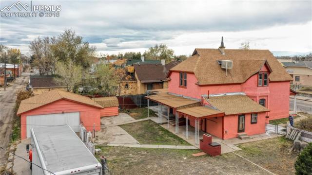 918 E Evans Avenue, Pueblo, CO 81004 (#6403924) :: The Treasure Davis Team