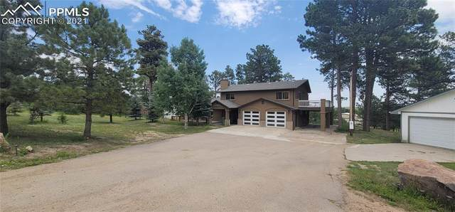 15876 Furrow Road, Larkspur, CO 80118 (#6404730) :: Action Team Realty
