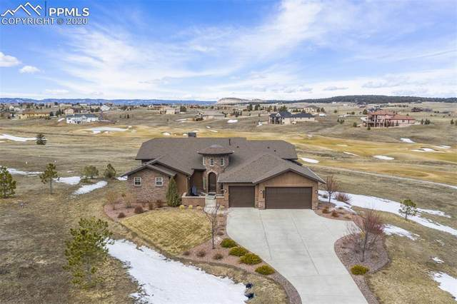 20096 Royal Troon Drive, Monument, CO 80132 (#6405748) :: The Harling Team @ Homesmart Realty Group