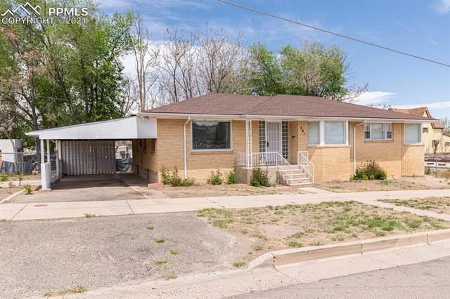 201 Fairview Avenue, Pueblo, CO 81004 (#6405780) :: Re/Max Structure