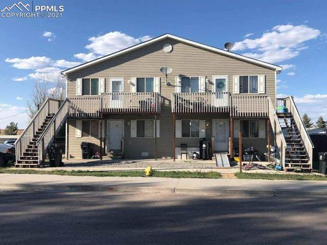 1127 8th Street, Calhan, CO 80808 (#6406301) :: Tommy Daly Home Team
