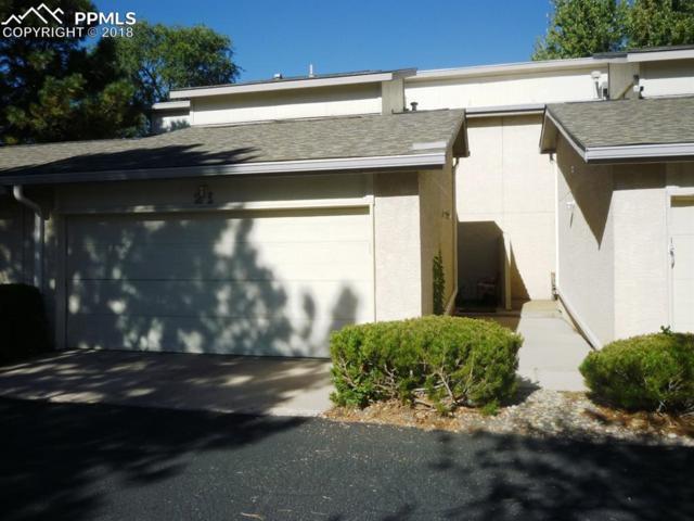 3330 Templeton Gap Road #21, Colorado Springs, CO 80907 (#6409149) :: CENTURY 21 Curbow Realty