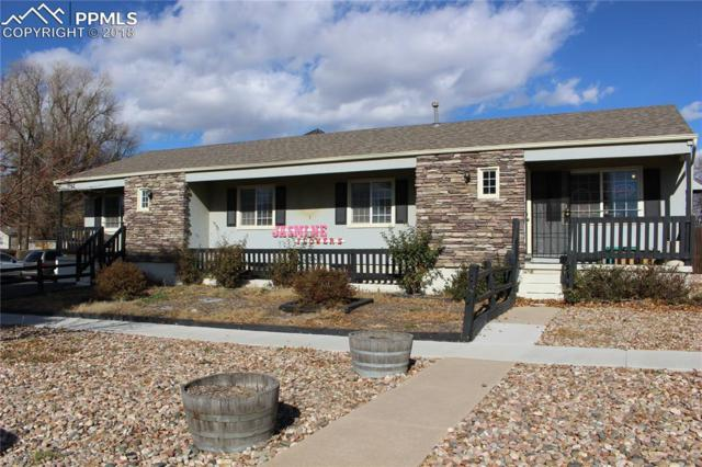 1722 E Bijou Street, Colorado Springs, CO 80909 (#6409719) :: The Hunstiger Team
