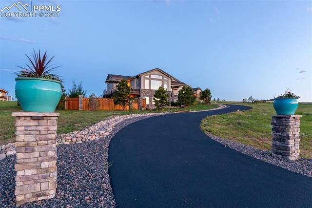 17395 Pond View Place, Colorado Springs, CO 80908 (#6410326) :: The Cutting Edge, Realtors