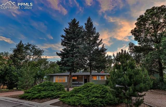 3950 Mariposa Street, Colorado Springs, CO 80907 (#6410737) :: Action Team Realty