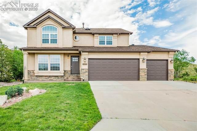 5050 Kettleglen Court, Colorado Springs, CO 80906 (#6412228) :: The Treasure Davis Team