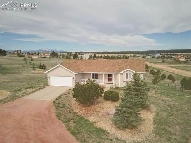 12405 Oregon Wagon Trail, Elbert, CO 80106 (#6412908) :: Hudson Stonegate Team