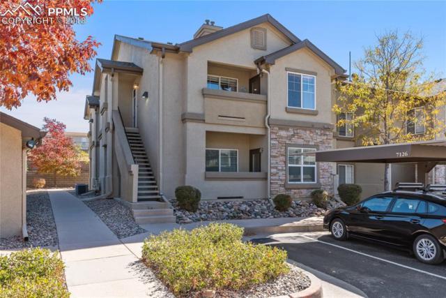 7124 Ash Creek Heights #201, Colorado Springs, CO 80922 (#6415214) :: The Treasure Davis Team