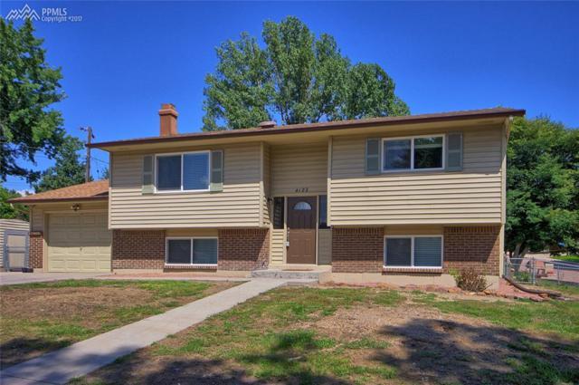 4122 Goldenrod Lane, Colorado Springs, CO 80918 (#6415646) :: RE/MAX Advantage